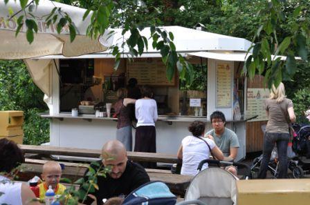 Gastronomie Hotel Zoo Frankfurt